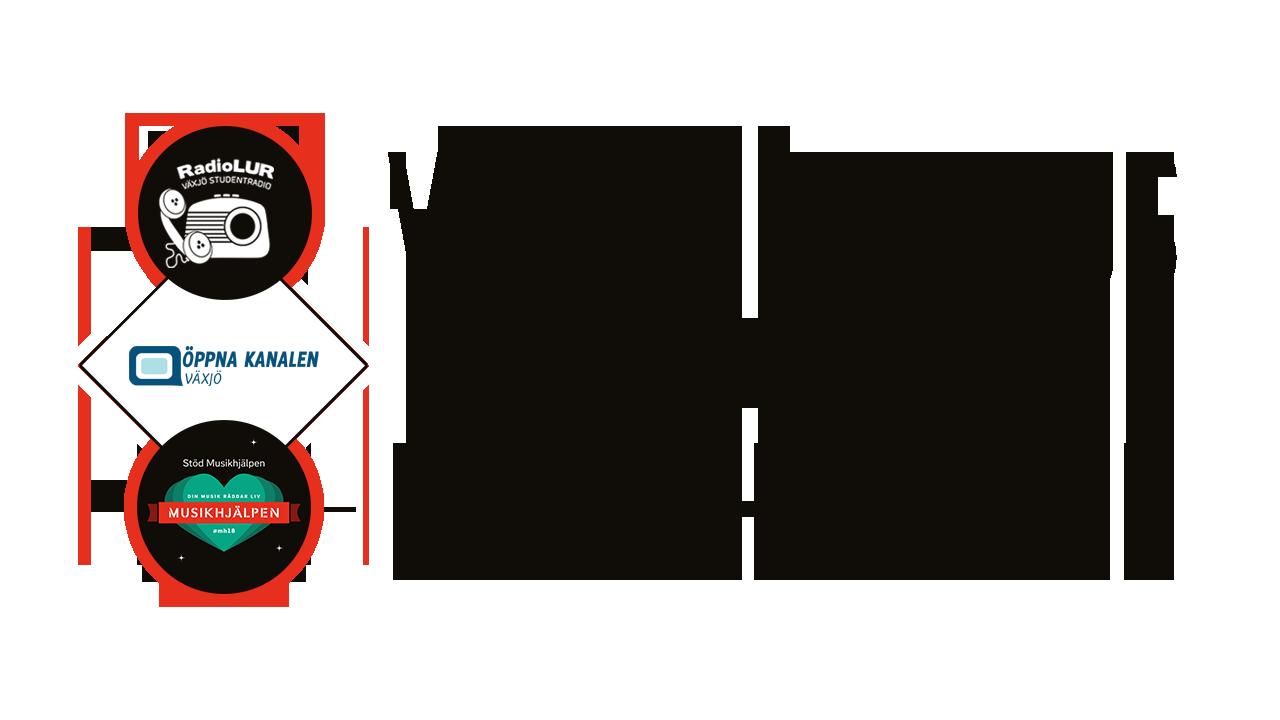 VÄXJÖ CAMPUS FÖR MUSIKHJÄLPEN 2018